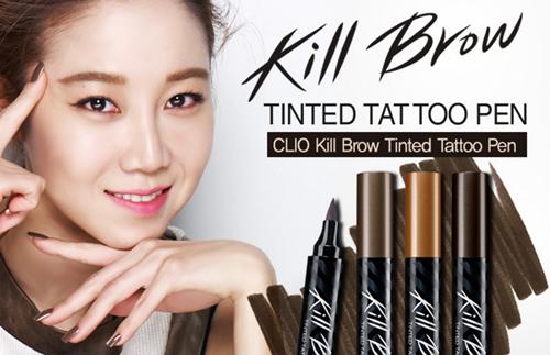 Clio Kill Brow Tinted Tattoo Pen