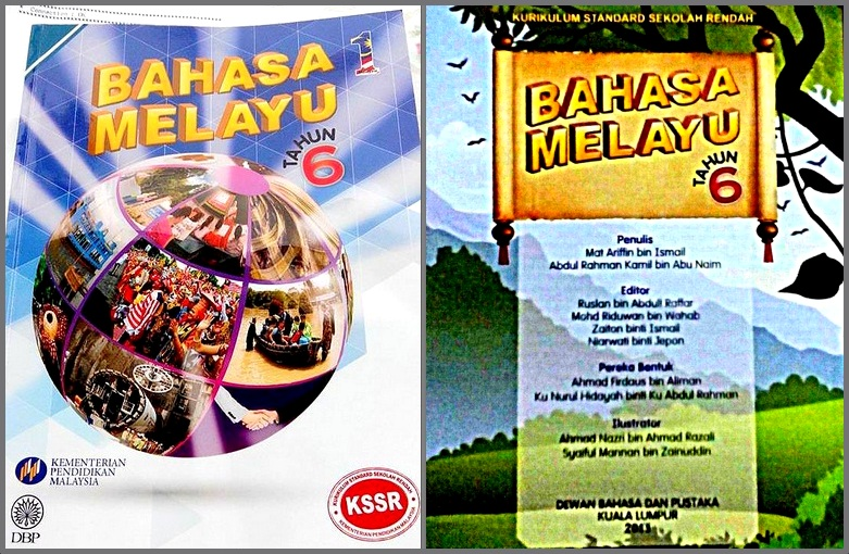 Buku Panduan Jawapan Bahasa Melayu Tahun 6 Upsr Binmuhammad