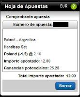 Voleibol -Copa del Mundo Polonia-Argentina Titanbet