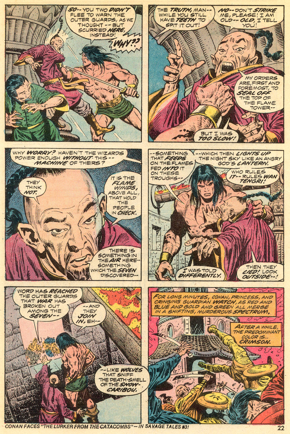 Conan the Barbarian (1970) Issue #34 #46 - English 14