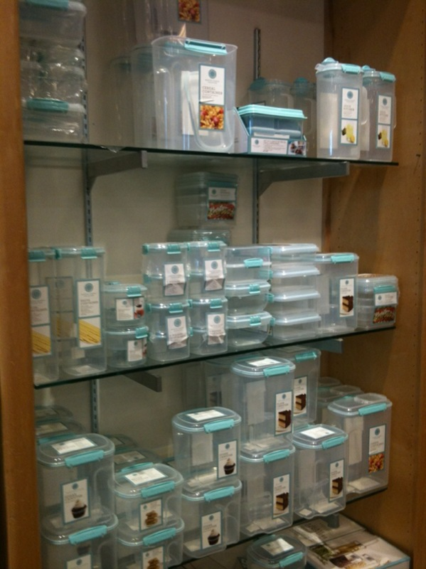 superior Martha Stewart Kitchen Organization #2: Martha Stewart Storage Containers