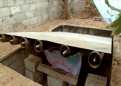 la proxima guerra lanzadera de cohetes franja de gaza