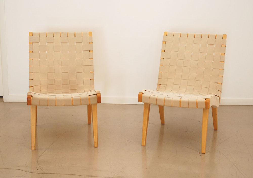 Jens Risom Lounge Chair: Before U0026 After
