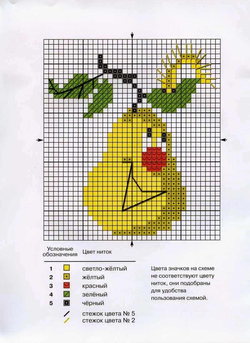 Вышивка бисером детские схемы