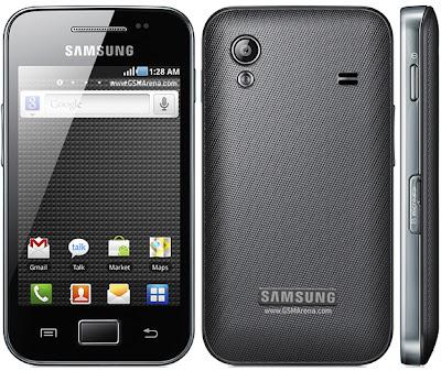 Harga Terbaru Samsung Galaxy Ace S5830