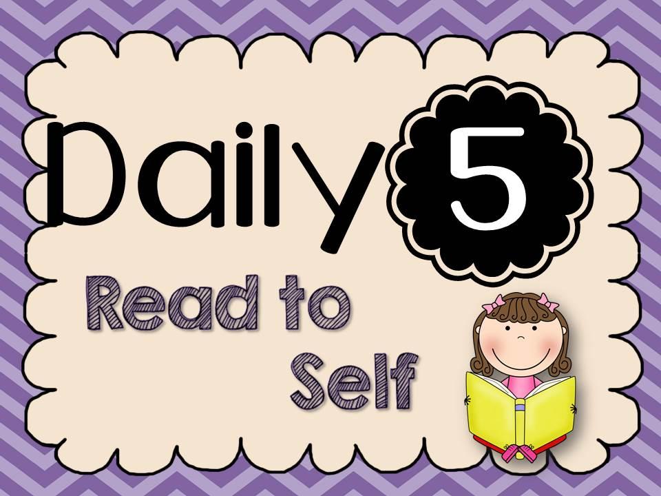 Tori's Teacher Tips: Daily 5- Read to Self {lots of freebies!}
