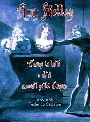 L'uomo in lutto e altri racconti gotici d'amore, 2012, copertina