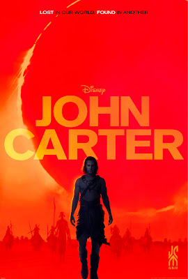 John Carter Lost in Our World Found in Another Planet HD Poster