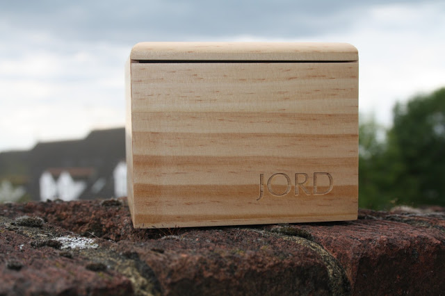 Jord 94A Wooden Watch