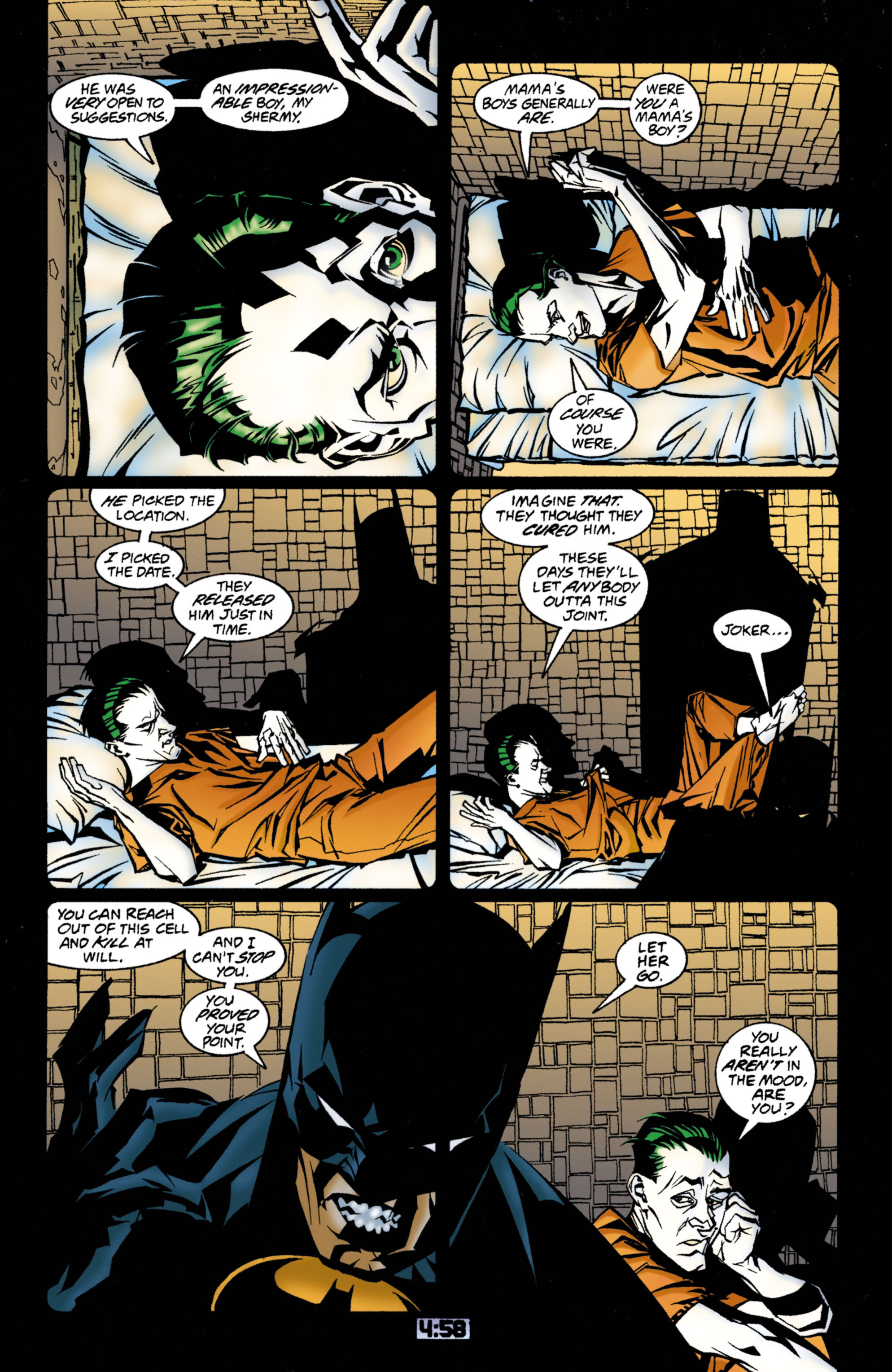 Detective Comics (1937) Issue #726 Page 17