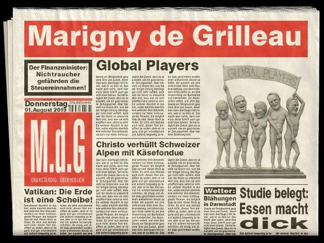 Marigny de Grilleau