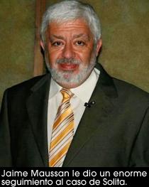 El periodista e investigador Jaime Maussan