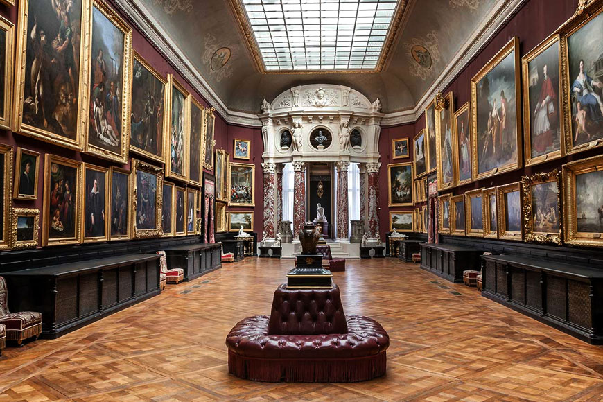Peintures des Musées de France: CHANTILLY