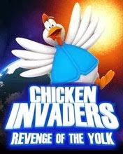 Chicken Invaders - Revenge Of The Yolk