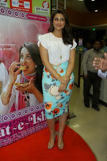 Parineeti Chopra Pictures at Radio Mirchi Mumbai Studio Daawat E Ishq Movie Promotion  10