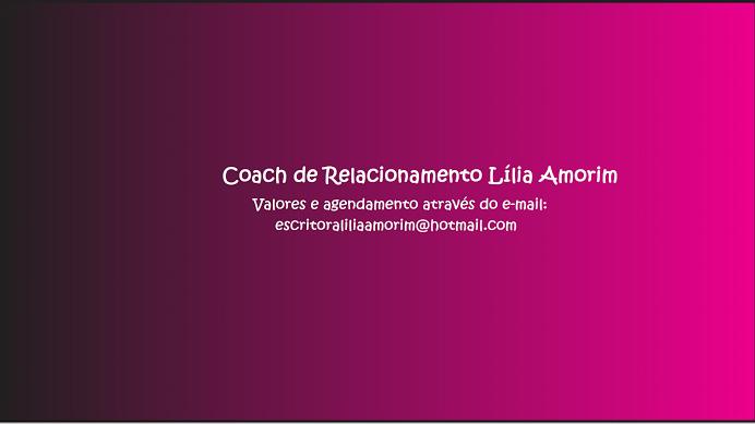 Escritora Lilia Amorim