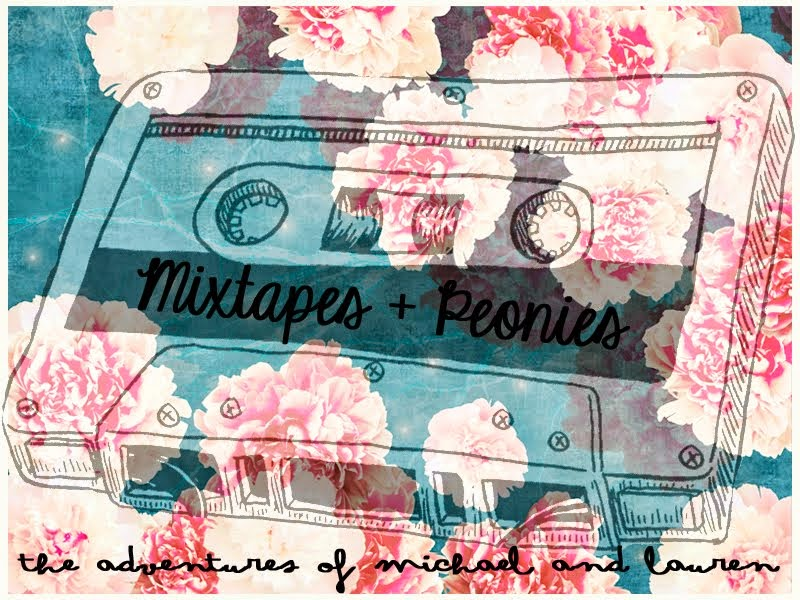 Mixtapes + Peonies