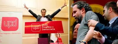 Cantó y Toledo en sus actividades políticas