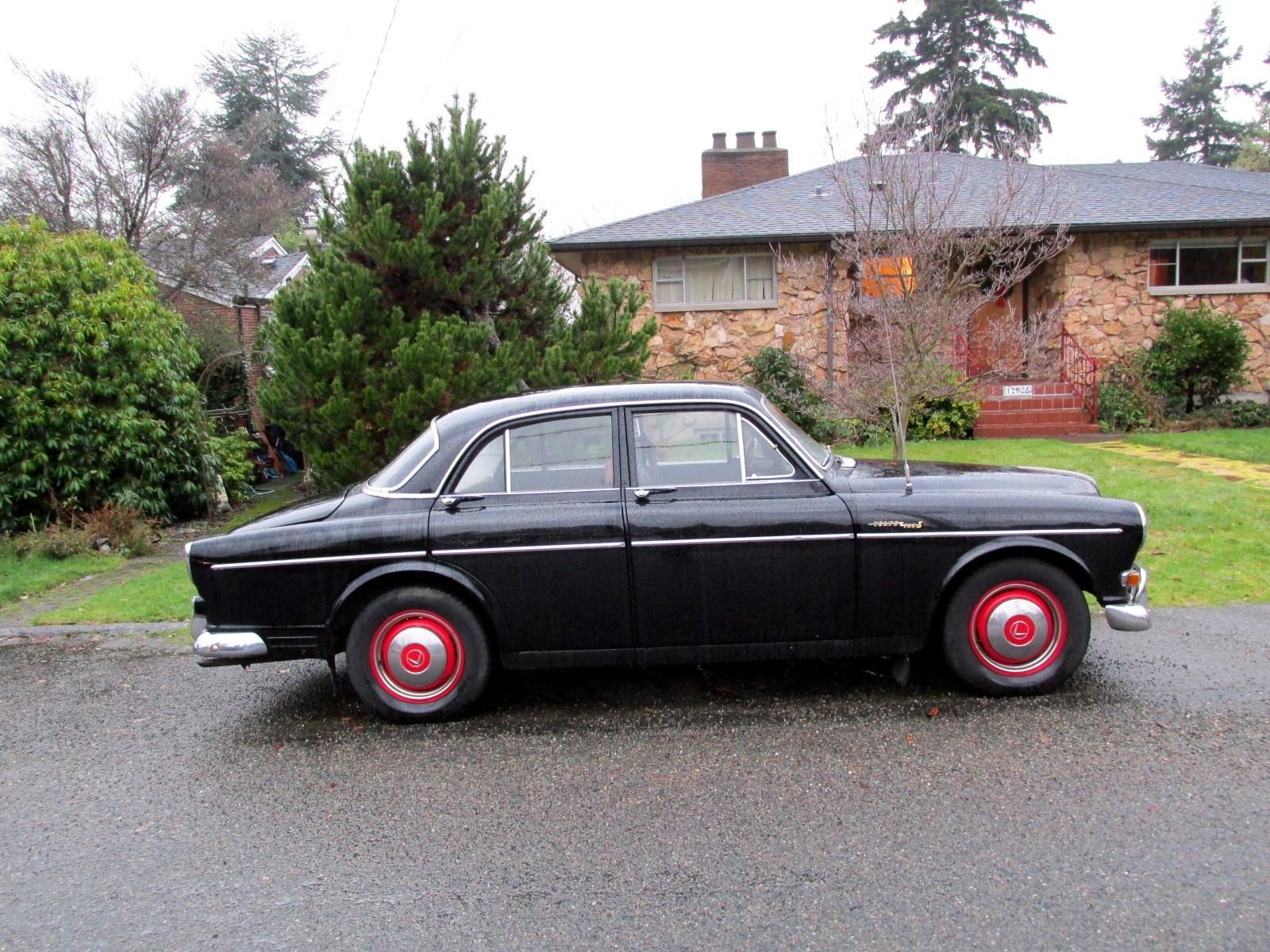 Seattle's Classics: 1962 Volvo Amazon 122S