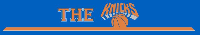 The Knicks - Tudo sobre o New York Knicks você encontra aqui!