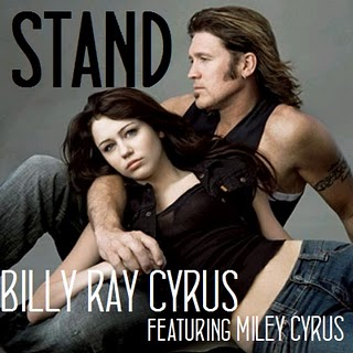 Miley Cyrus  on Billy Ray Cyrus Ft  Miley Cyrus   Stand Mp3