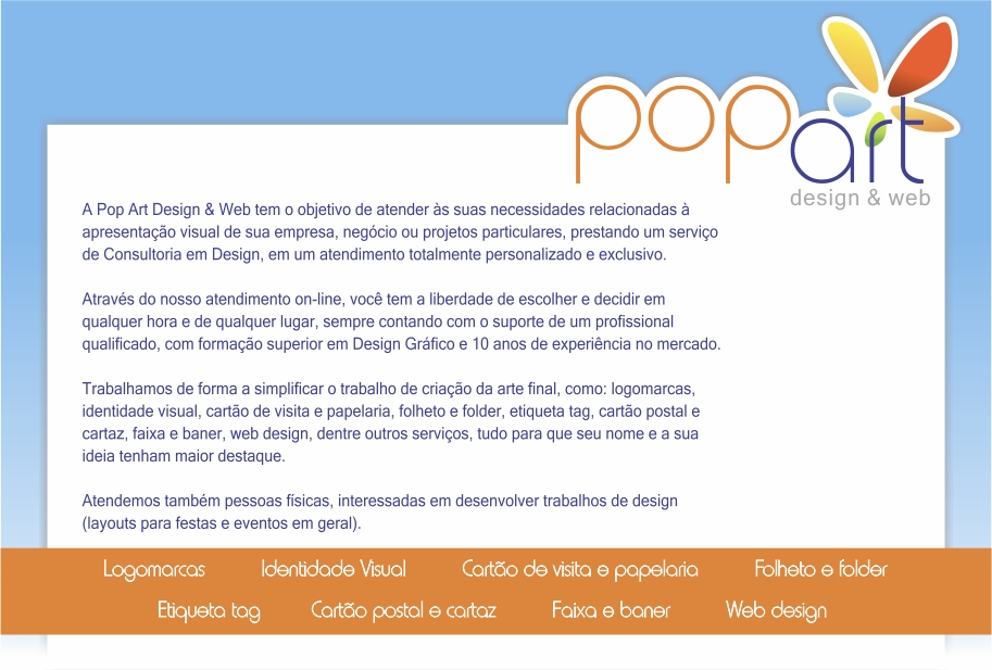 Pop Art Design & Web