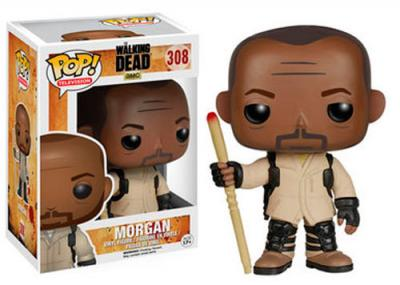 Cabezón Morgan Jones TWD