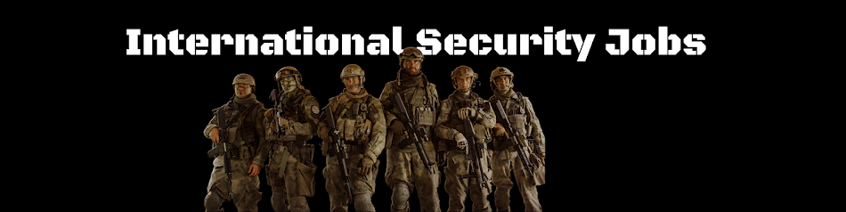 International Security Jobs