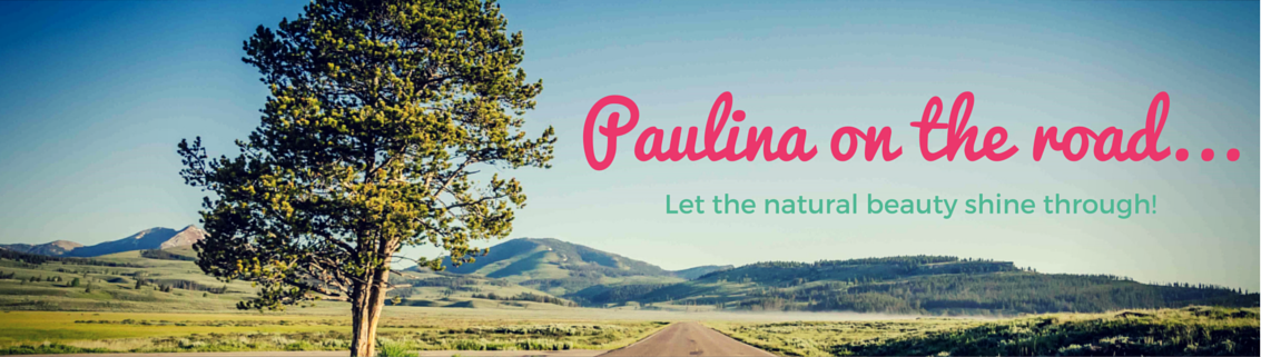 Paulina on the road...
