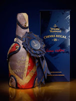 chivas regal 18 - vivienne westwood limited edition