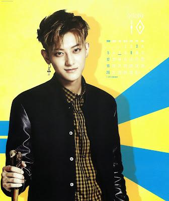 exo calendar 2014 tao