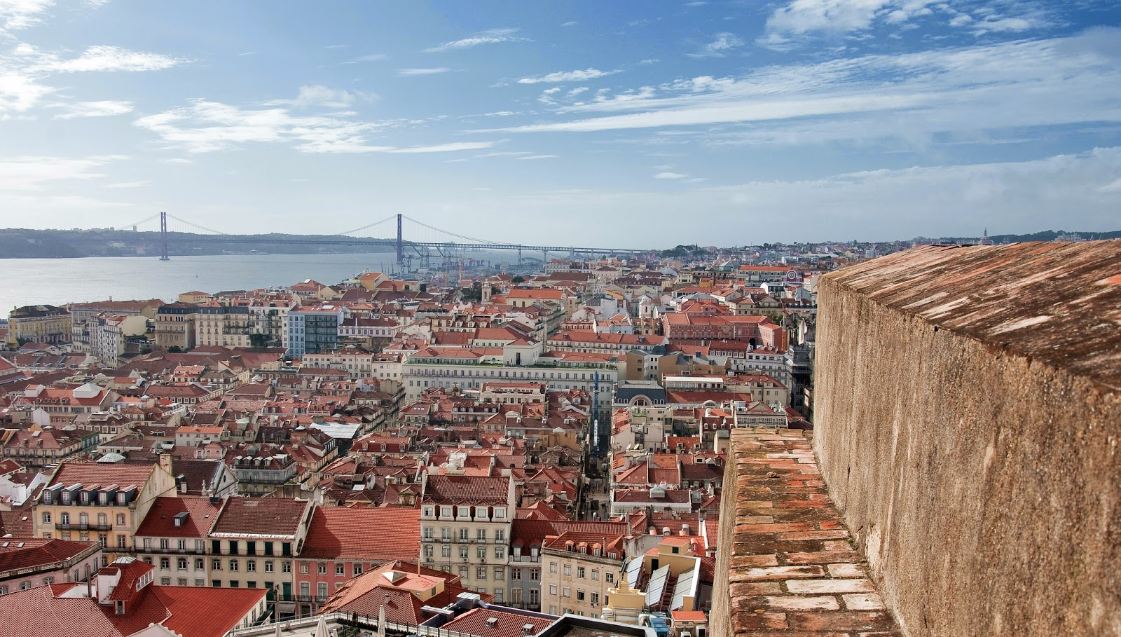Lisbon the capital & largest city of Portugal