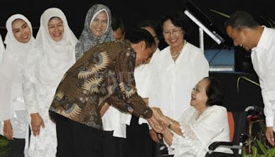 Presiden Joko Widodo Kaget Bisa Bertemu Para Guru Semasa Sekolah