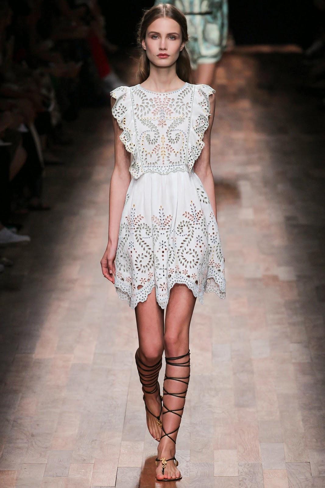 valentino 2015 summer 2016 trend women dress69 Valentino 2015 samling, våren sommaren 2016 Valentino klänning modeller, Valentino kväll klänning nya säsongen kvinnors kjolar modeller