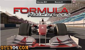 Formula 2012 Yarışı 3D