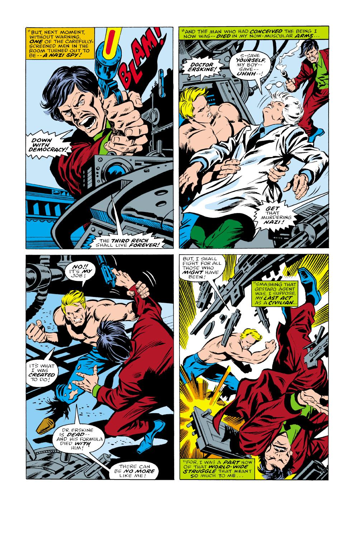 Captain America (1968) Issue #215 #129 - English 7