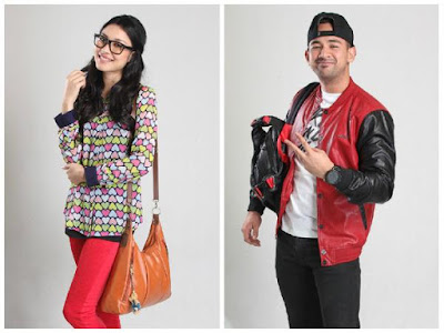 Zahirah Macwilson sebagai Anissa dan Sharnaaz Ahmad sebagai Hisyam dalam drama slot Akasia TV3 Mencintaimu