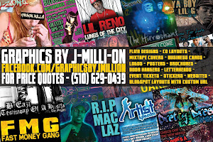 GRAPHICS BY J-MILLI-ON (510-629-0439)