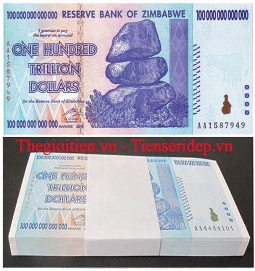 tiền zimbabwe