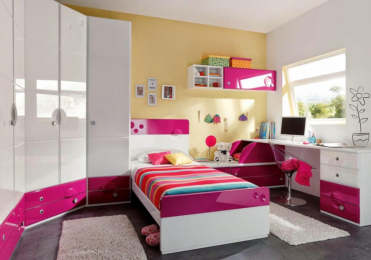 Decoracion de Habitaciones para Mujeres, parte 2