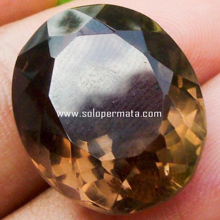 Batu Permata Smoky Quartz - sp041