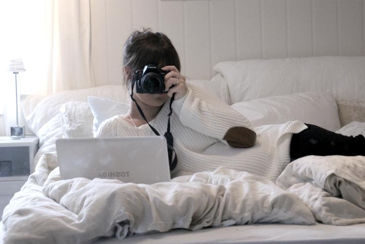 Ryddig soverom og kakeutfordring » mammakine