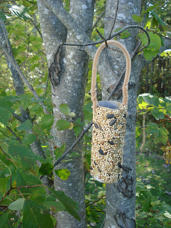 east coast mommy make your own bird feeders