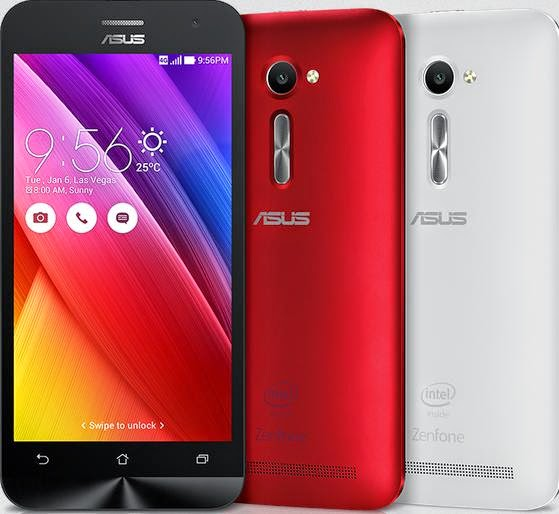 ASUS ZenFone 2 ZE500CL and ZE551ML Coming Soon in the Philippines