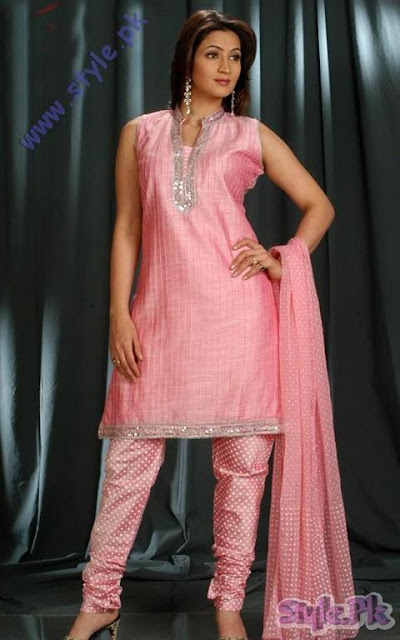 Churidar Dress Designs 2012