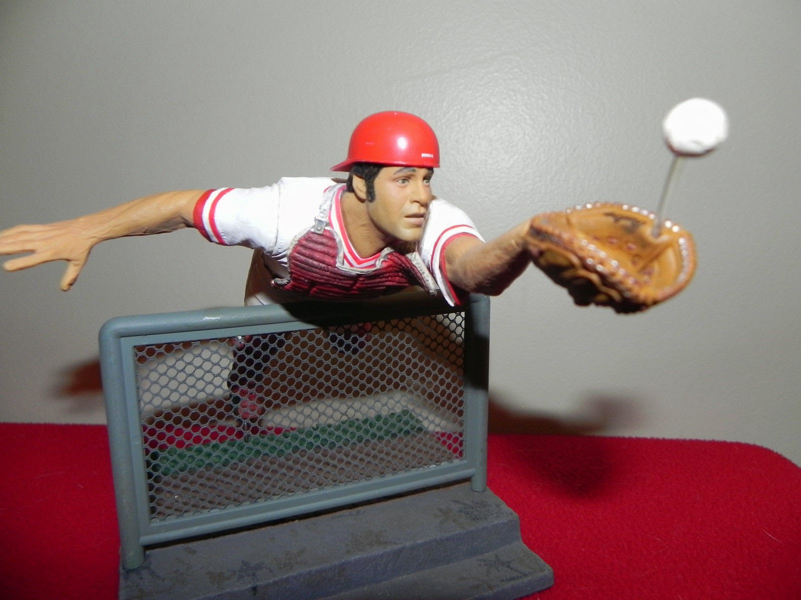 Johnny Bench Photos Part - 36: McFarlane Johnny Bench