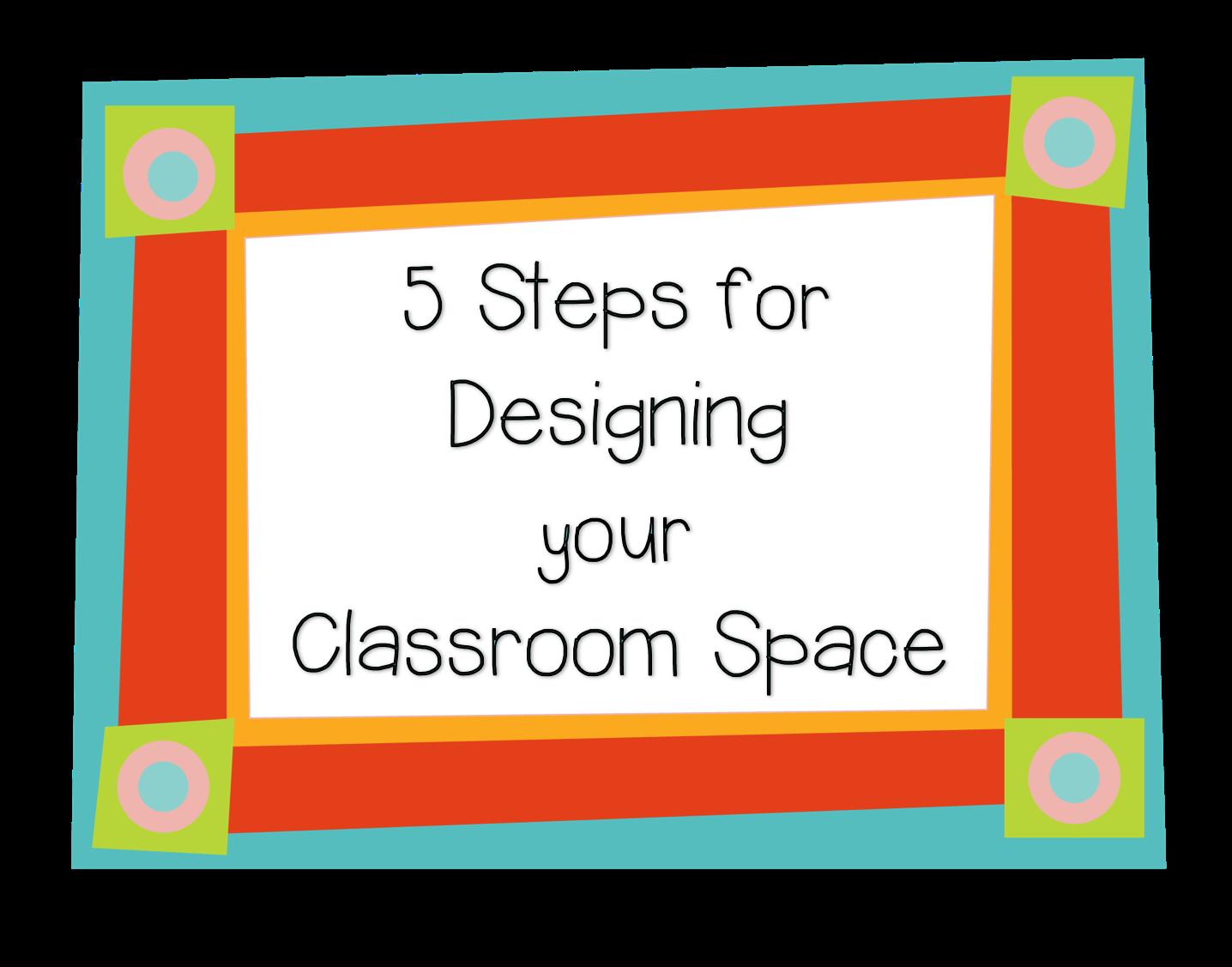 Classroom Design Kit ~ Classroom design set up creating a thoughtful