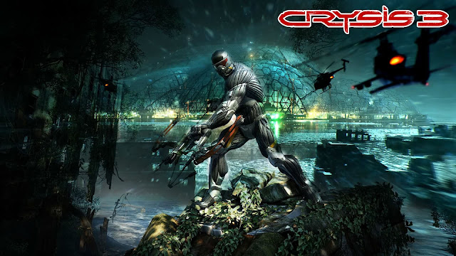 Download Game Crysis 3 PC 2013