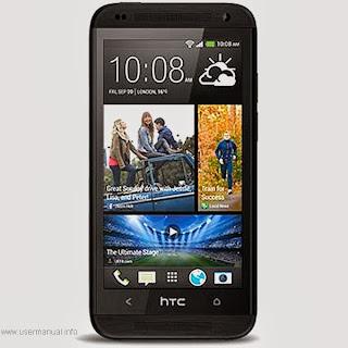 HTC Desire 601 user guide manual