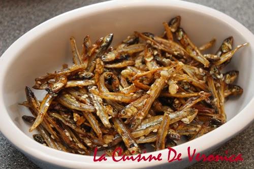 La Cuisine De Veronica 韓式小魚乾 Myeolchi Bokkeum